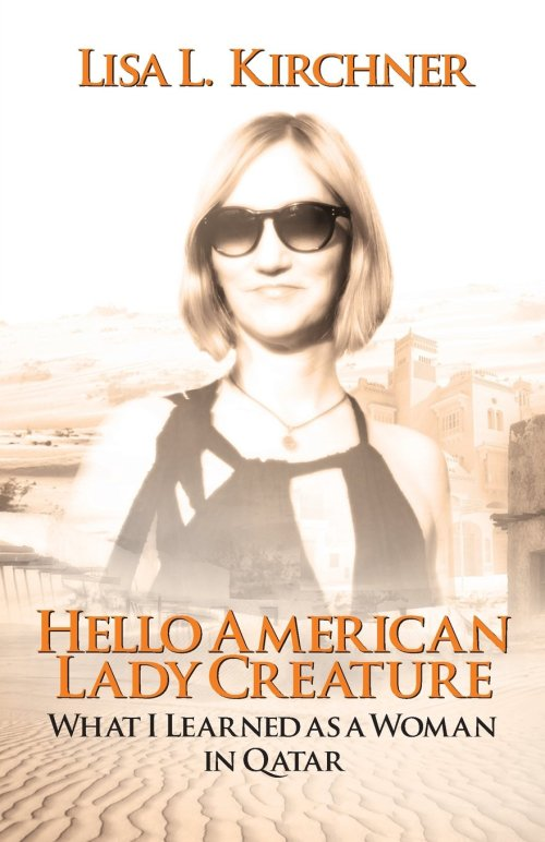 Hello American Lady Creature